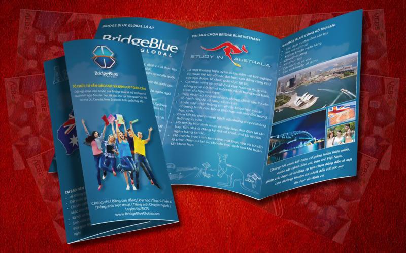 In Tờ Gấp - Brochure